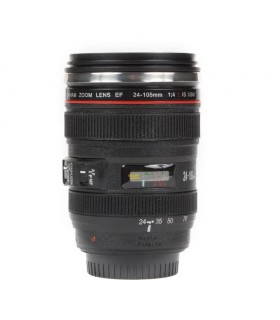 Caniam Mug EF 24-105mm f4L IS USM with Clear Lens Cap