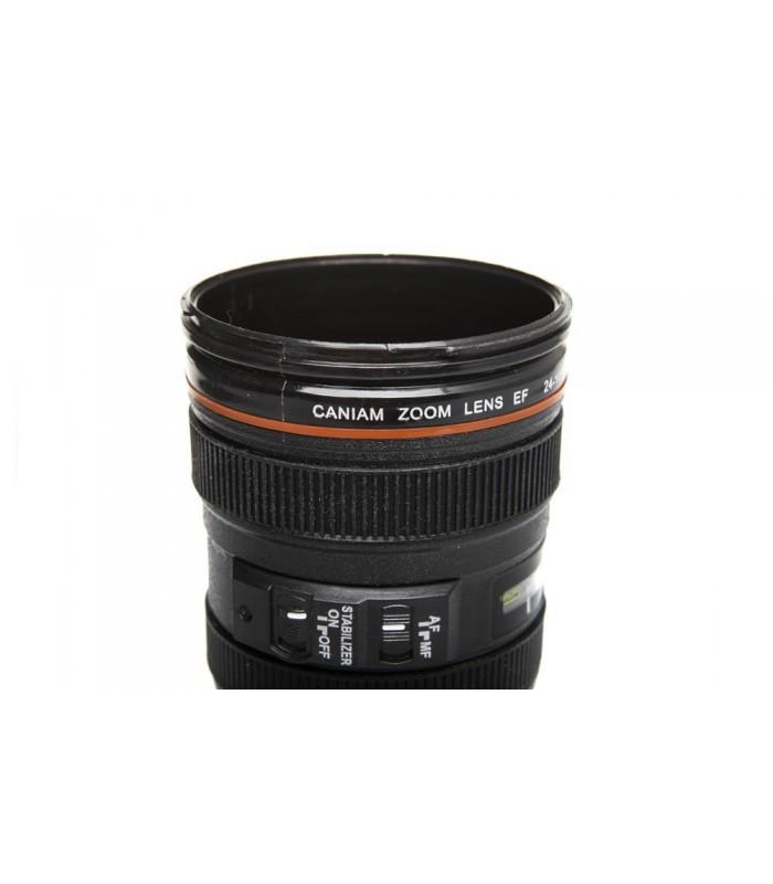 Caniam Mug EF 24-105mm f4L IS USM with Lens Hood