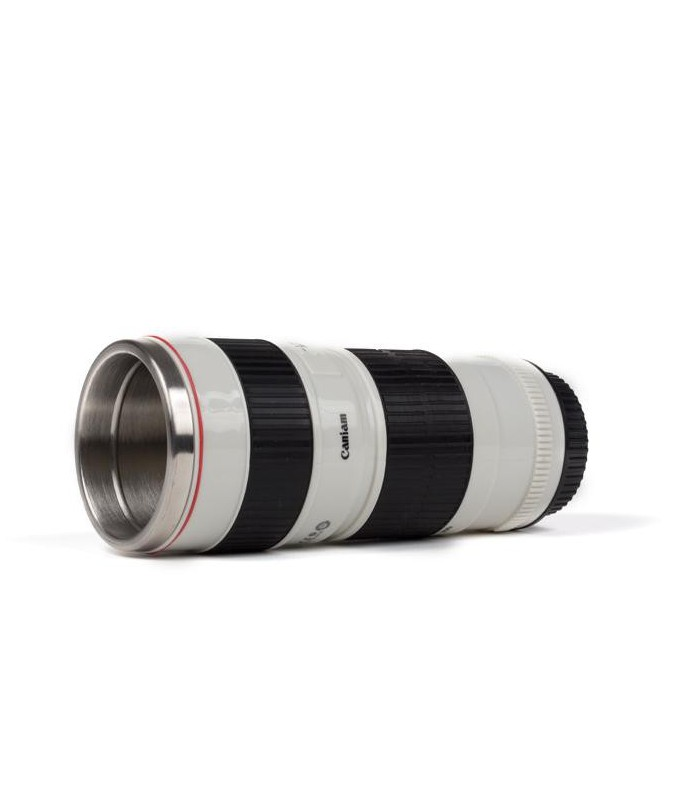 Caniam Mug EF 70-200mm f4L USM with Clear Lens Cap