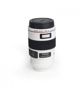 Caniam Mug EF 100mm f2.8L Macro IS USM with Plastic Lens Cap