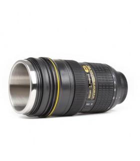 Nican Mug AF-S NIKKOR 24-70mm f2.8G ED with Plastic Lens Cap