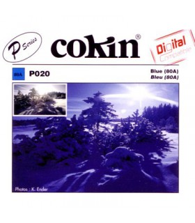 Cokin P Series 80A Color Conversion Resin Filter P020