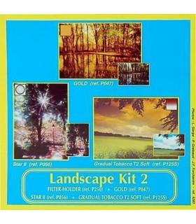 Cokin P Series Landscape 2 Filter Kit H211A