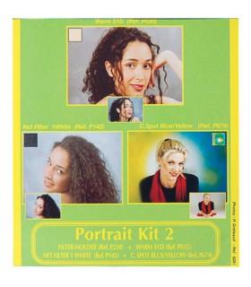 Cokin P Series Portrait 2 Filter Kit H201A