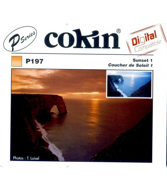 Cokin P Series Sunset 1 Resin Filter P197