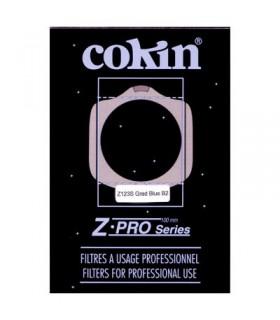 Cokin Z-Pro Series Gradual Blue B2 Soft Filter Z123S