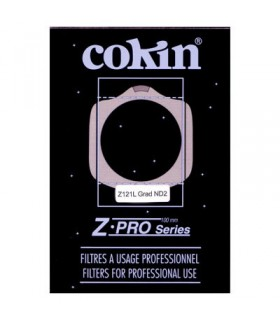 Cokin Z-Pro Series Neutral Grey Gradual ND2 Filter Z121L