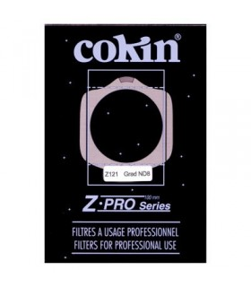 Cokin Z-Pro Series Neutral Grey Gradual ND8 Filter Z121F