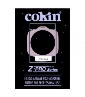 Cokin Z-Pro Series Red Filter Z003