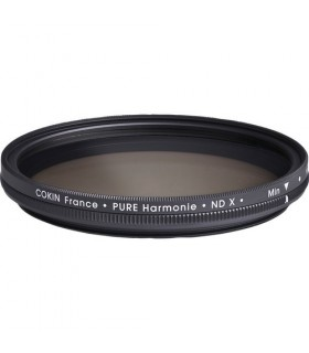 Cokin PURE Harmonie Variable Density Neutral Gray Filter 77mm