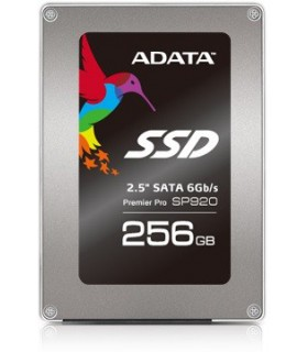 ADATA Premier Pro SP920 Solid State Drive 256GB