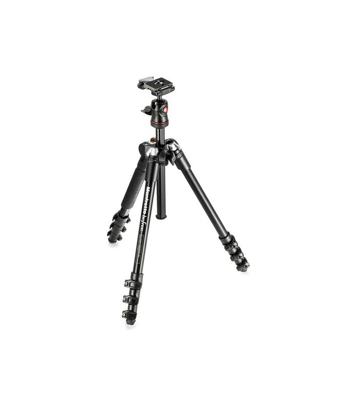 Manfrotto MKBFRA4-BH Befree Compact Travel Photo Tripod