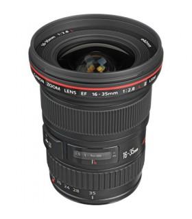لنز دست دوم Canon مدل EF 16-35mm f/2.8L II USM