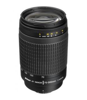 لنز دست دوم نیکون مدل AF Zoom-NIKKOR 70-300mm f/4-5.6 G