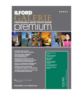 Ilford Galerie Premium Gloss Paper (A4 - 50 Sheets)
