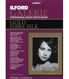 Ilford Galerie Gold Fibre Silk Paper (A4 - 10 Sheets)