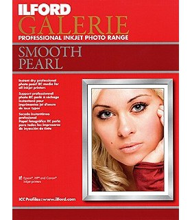 Ilford Galerie Smooth Pearl Paper (A3 - 25 Sheets)