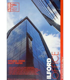 Ilford Office Double-Sided Matte Paper (A4 - 100 Sheets)