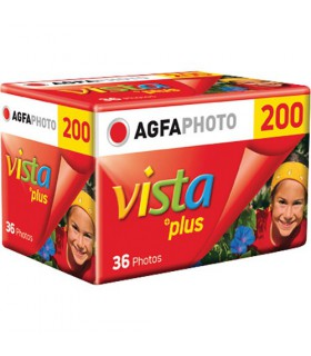 Agfa Vista plus 200 35mm Color Negative Film (36 Exposures)