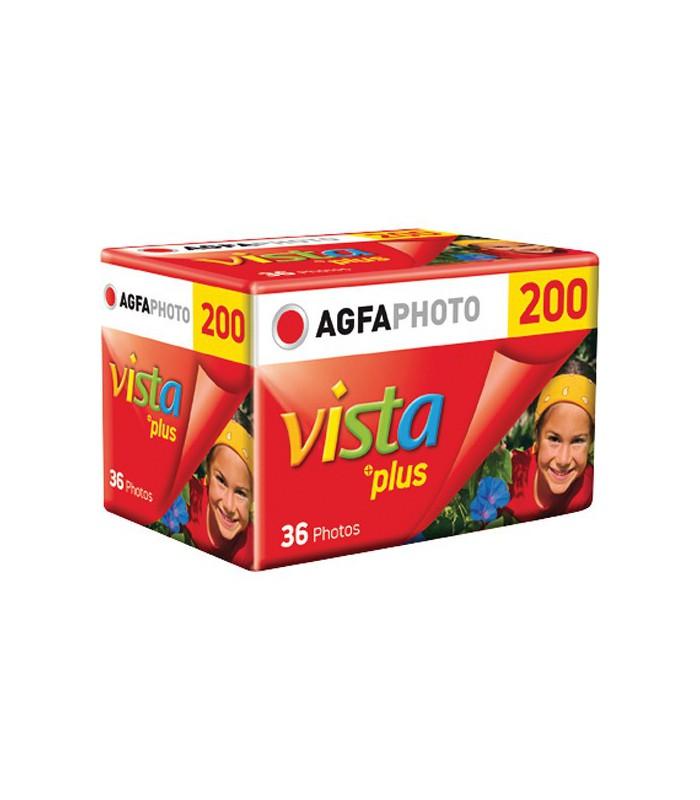 Agfa Vista plus 200 35mm Color Negative Film (36 Exposures)