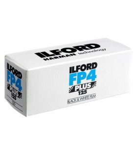 Ilford FP4 Plus 120 Black & White Negative (Print) Film (ISO-125)