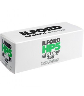 Ilford HP5 Plus 120 Black & White Negative (Print) Film (ISO-400)