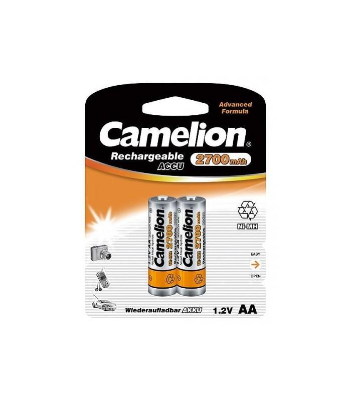 Camelion Rechargable ACCU 2700 mAh 2XAA NH-AA2700BP2