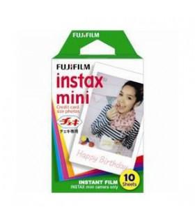 Fujifilm instax mini Credit Card Format Instant Film (10 Shots)