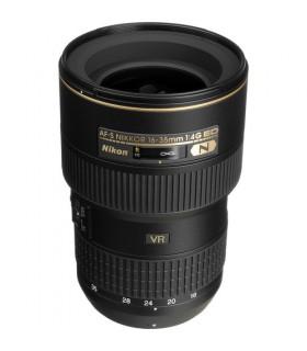 لنز دست دوم Nikon مدل AF-S NIKKOR 16-35mm f/4G ED VR