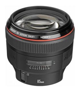 لنز دست دوم Canon مدل EF 85mm f/1.2L II USM