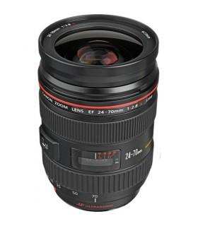 لنز دست دوم Canon مدل EF 24-70mm f/2.8L USM