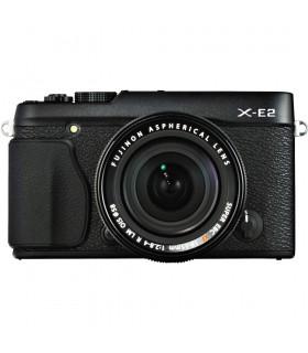 Fujifilm X-E2 + XF 18-55