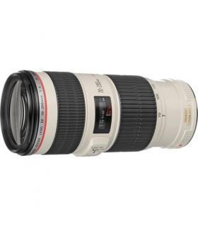 لنز دست دوم کانن مدل EF 70-200mm f/4L IS USM