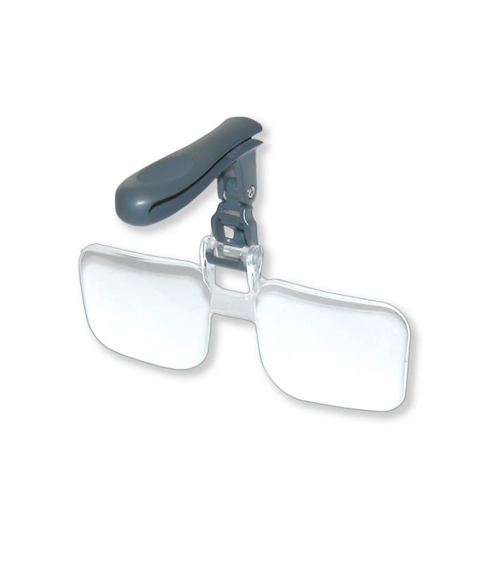 Green Clean Clip & Flip - Hands Free Magnifier - SC-0500