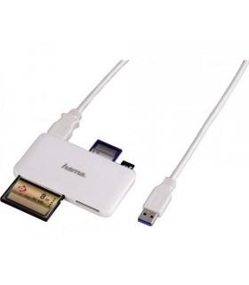 Hama Multi Cardreader Slim USB 3.0 114836