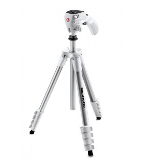 Manfrotto Compact Action Aluminum Tripod MKCOMPACTACN