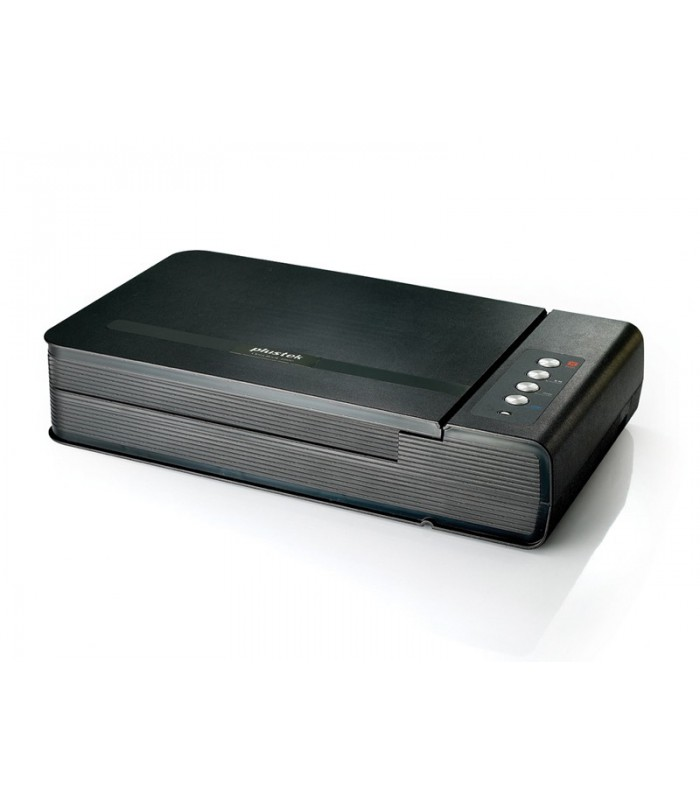 Plustek OpticSlim 4800 Flatbed Scanner