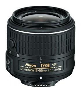 لنز دست دوم نیکون مدل AF-S NIKKOR 18-55mm f/3.5-5.6G VR II DX