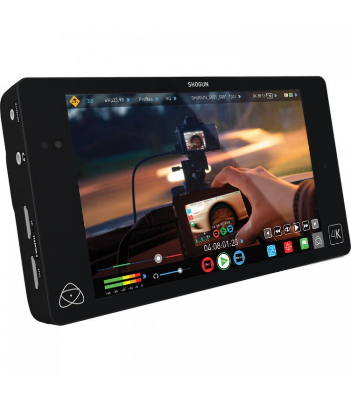 "Atomos Shogun 4K HDMI/12G-SDI Recorder and 7"" Monitor"