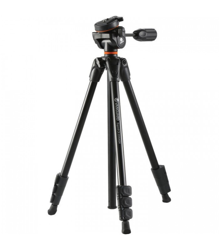 Vanguard Espod CX 234AP Aluminum Tripod PH-23 PanTilt Head