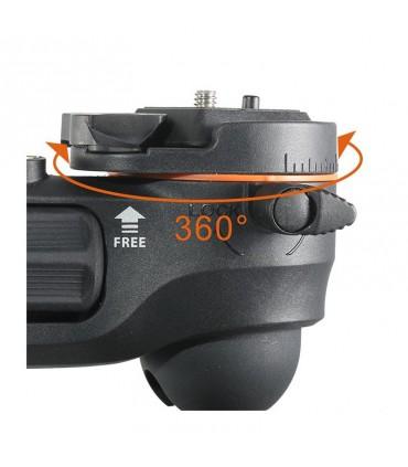 Vanguard Espod CX 203AGH Aluminum Tripod with GH-20 Pistol-Grip Head