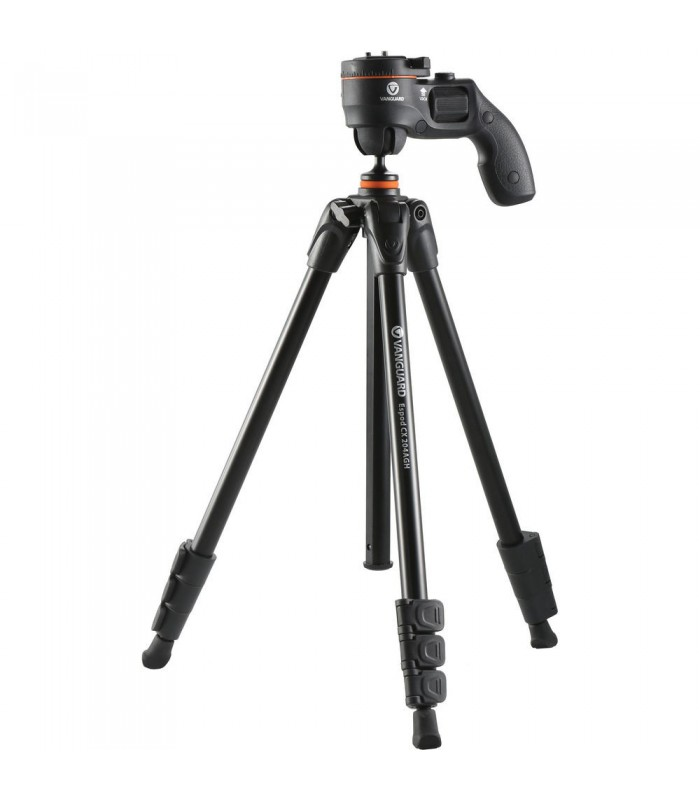 Vanguard Espod CX 204AGH Aluminum Tripod with GH-20 Pistol-Grip Head