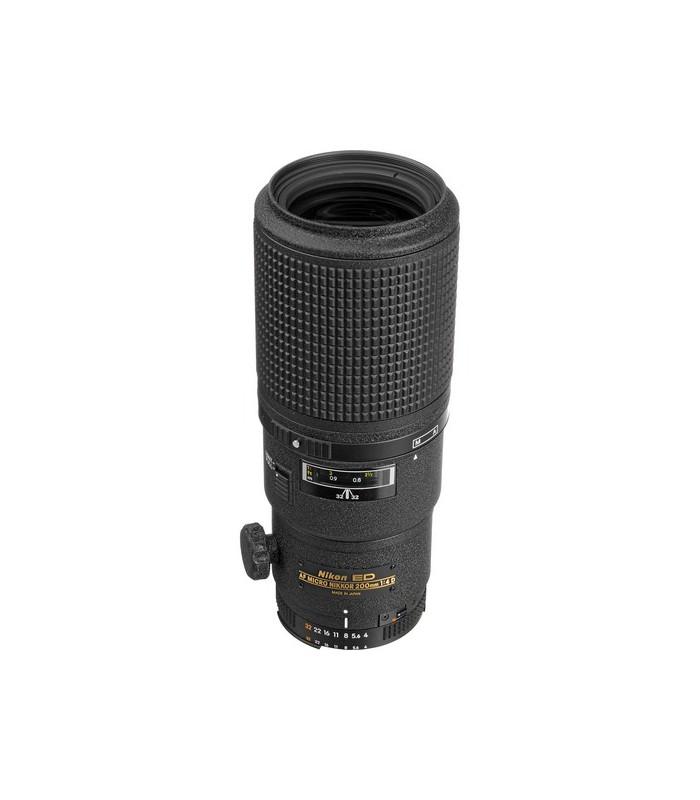 AF Micro-NIKKOR 200mm f4D IF-ED
