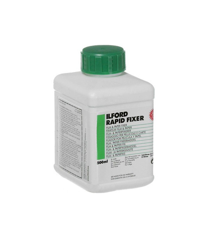 Ilford Rapid Fixer (Liquid)500ml