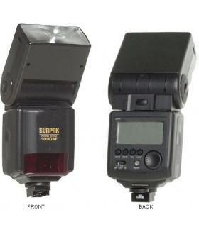 Sunpak PZ-5000AF TTL Flash for Nikon AF Series