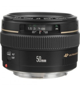Canon EF 50mm f/1.4 USM USED