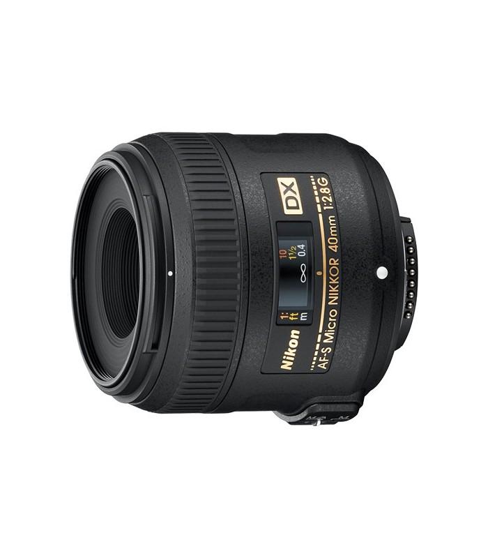 Nikon AF-S DX Micro-NIKKOR 40mm f2.8G