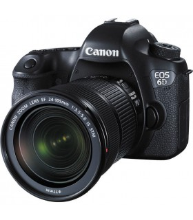Canon EOS 6D + 24-105 STM