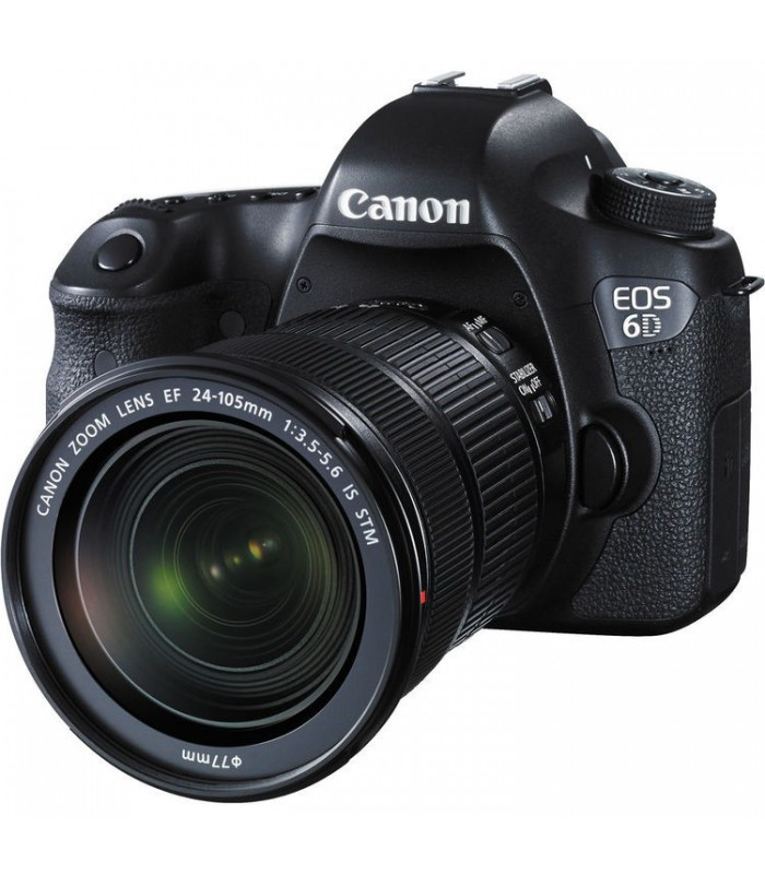 Canon EOS 6D + 24-105 L IS