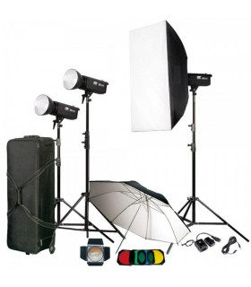 S&S 400J Studio Flash Kit TC-400